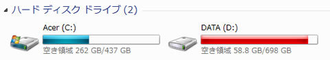 ねんがんのSSDを手に入れたぞ 2012